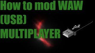 [PS3] How To Mod Call Of Duty: World At War Multiplayer TUTORIAL CFG Mod Menu's NO JAILBREAK