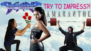 DRAGONFORCE Write An AMARANTHE Song in 10mins - Boom!1 Archangel
