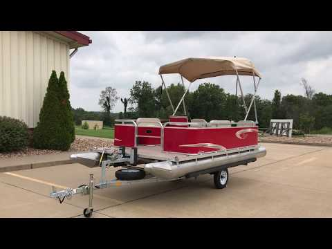 Paddle King Lo Pro Cruiser 9.8 Tohatsu Customized