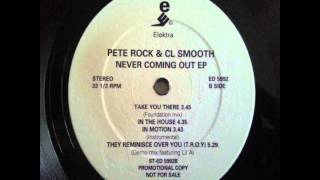 Pete Rock & CL Smooth Feat. Lil A - They Reminisce Over You (T.R.O.Y) (Demo Mix)