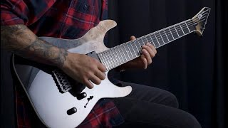 ESP Guitars: LTD Deluxe M-1007HT Demo by Vahan Aslanyan