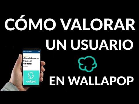 Cómo Valorar a un Usuario en Wallapop