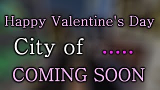 Teaser Trailer: City of Love. OUT NOW