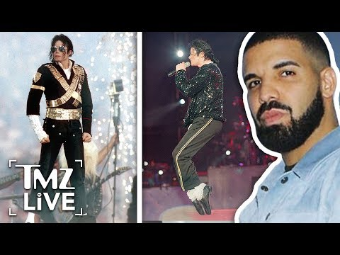 Michael Jackson's Family Upset With Drake! | TMZ Live