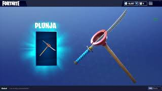 NINJA'S PICK AXE IS BACK! - Daily & Featured Skin Items In Fortnite Battle Royale! April 15, 2018