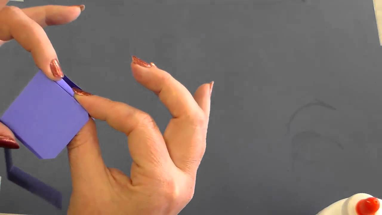 Making 3-D Shapes - YouTube