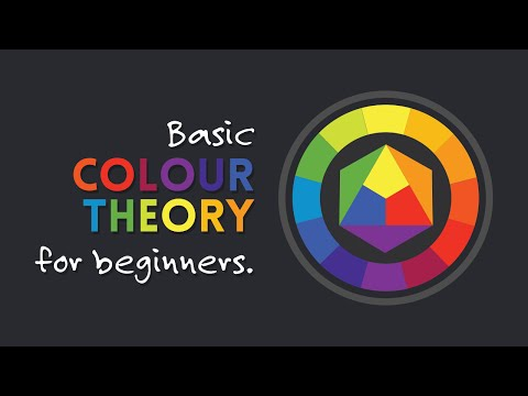 Getting Started With Colour Theory | Basics for Beginners