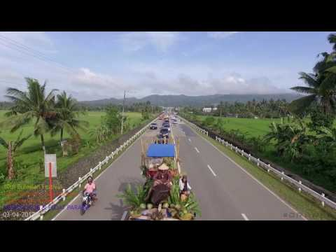 Compostela Valley -10th Bulawan Festival 19th Founding Anniversary-Motorcade and Float Parade
