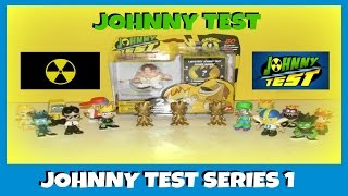 JOHNNY TEST Collection Series 1
