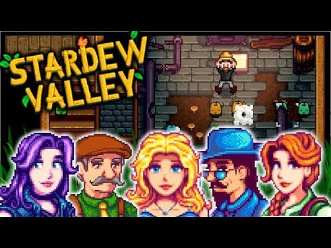 COMPLETING OUR FIRST BUNDLE ROOM! | Stardew Valley Modded #12