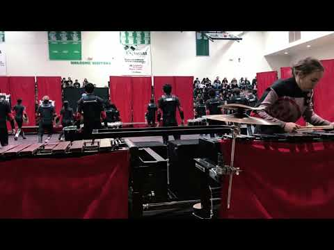 2018 IHS Drumline - SVWAA @ El Diamante High School