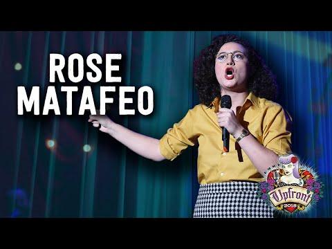 Rose Matafeo - Upfront 2018