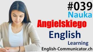#39 Kurs języka angielskiego Słownictwo English Gdańsk Leszno Poznań Turek YLE Zgorzelec