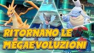 RITORNANO LE MEGAEVOLUZIONI! - ANALISI TRAILER POKEMON LET'S GO PIKACHU & EEVEE