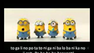Cancion dos mini grus