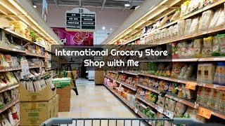 International Grocery Shopping ~ Grocery Shopping Haul ~ Shop with Me ~ Amy Learns to Cook