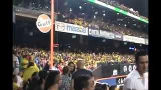 ECUADOR VS CHILE EN EL ESTADIO CITI FIELD DE QUEENS NY PARTE 1
