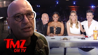 Howie Mandel Shows His Support For Mel B...Here's Another Nanny | TMZ TV