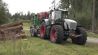 "TraktorTV Folge 13 - Fendt Vario 936 ""Black Beauty"""