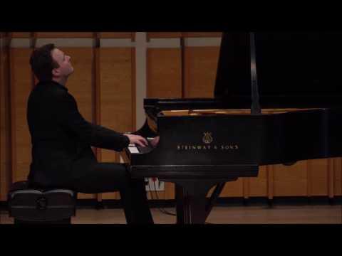 Eric Zuber plays Beethoven Pathetique Sonata, Movement 2