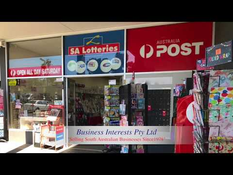 1563 Post Office Newsagency Lotto SA