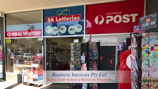 1563 Post Office Newsagency Lotto SA