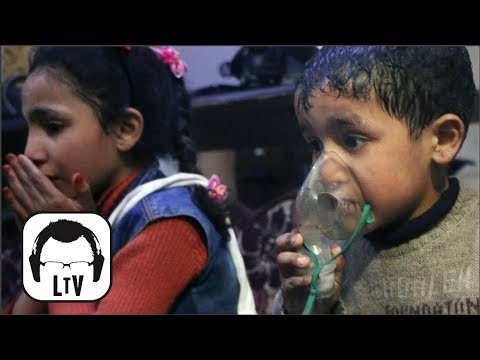 """""""Incontrovertible Evidence"""" of Staged Syria Chemical Weapons Attack - Russia"""