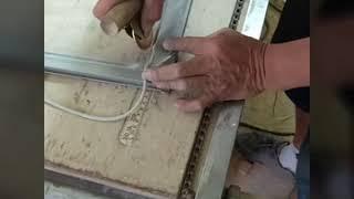 DIY鋁窗更換紗網