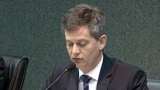 CCJ discute a renegociação da dívida de SC com o BNDES