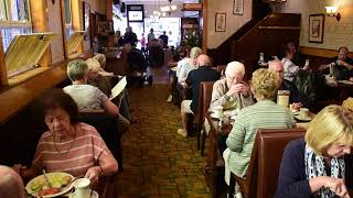 A visit to this Valleys cafe is like stepping back in time