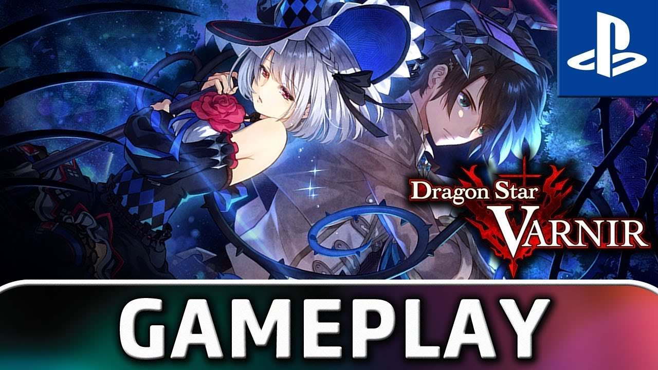 Dragon Star Varnir | First 60 Minutes on PS4