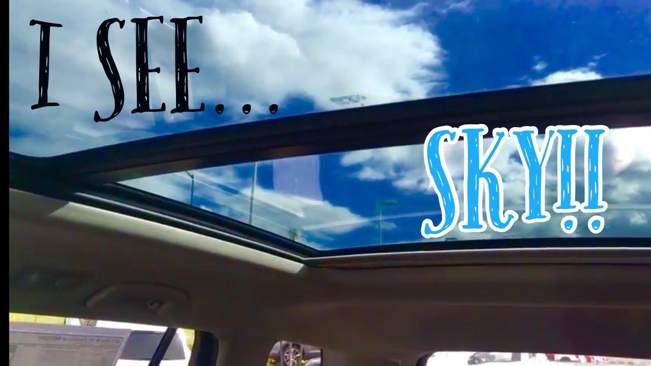2018 Volkswagen Atlas Sel Premium Panoramic Sunroof Youtube