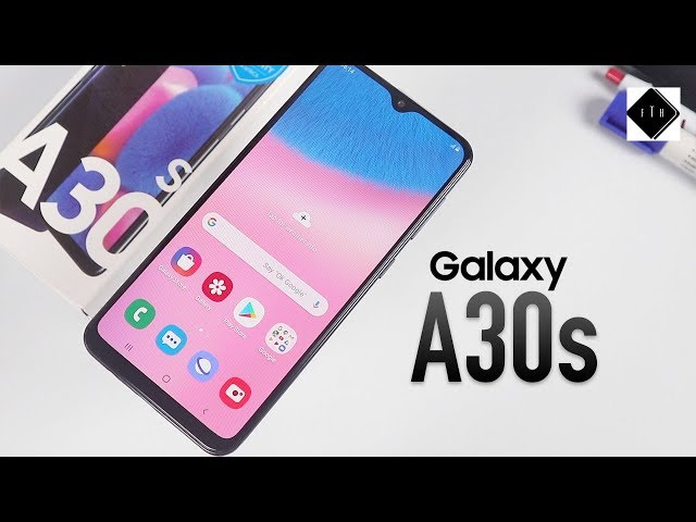Samsung Galaxy A30s Unboxing and Review! Budget King?