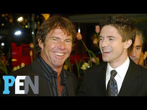 Topher Grace Fell Victim To A Dennis Quaid Prank On In Good Company Set   PEN   Entertainment Weekly
