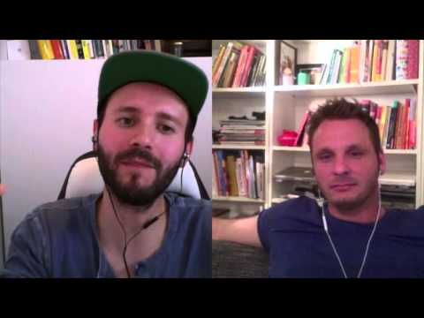 Interview mit Florian Berlinger | vegane Ernährung & KICKSTART Fitness Summit 2015