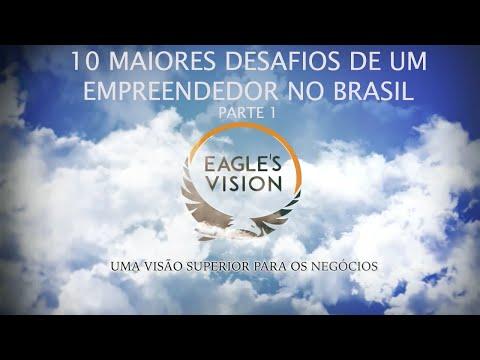 Eagles Vision - 10 maiores desafios de um empreendedor no Brasil - Francisco Cortez