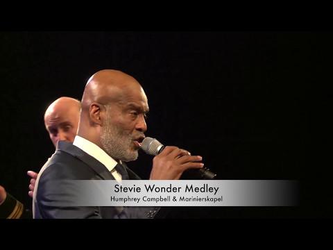 Stevie Wonder medley Humphrey Campbell
