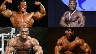 5 Bodybuilders Who Died In 2017