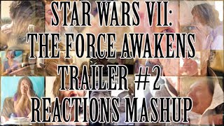 Blake Dale | Star Wars 7: The Force Awakens - Trailer 2 (Reactions Mashup) - 4m channel views