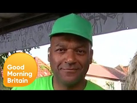 Colin Salmon Leads Notting Hill Carnival Tributes to Grenfell | Good Morning Britain