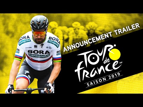 Tour de France 2019 | Announcement Trailer