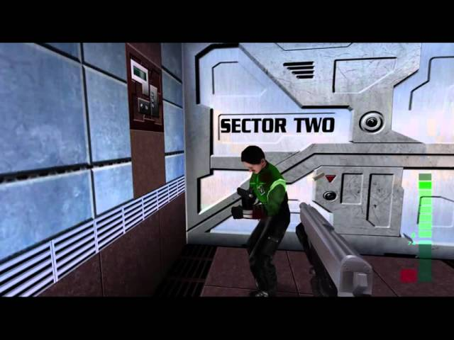 Let's Play Perfect Dark XBLA Part 1
