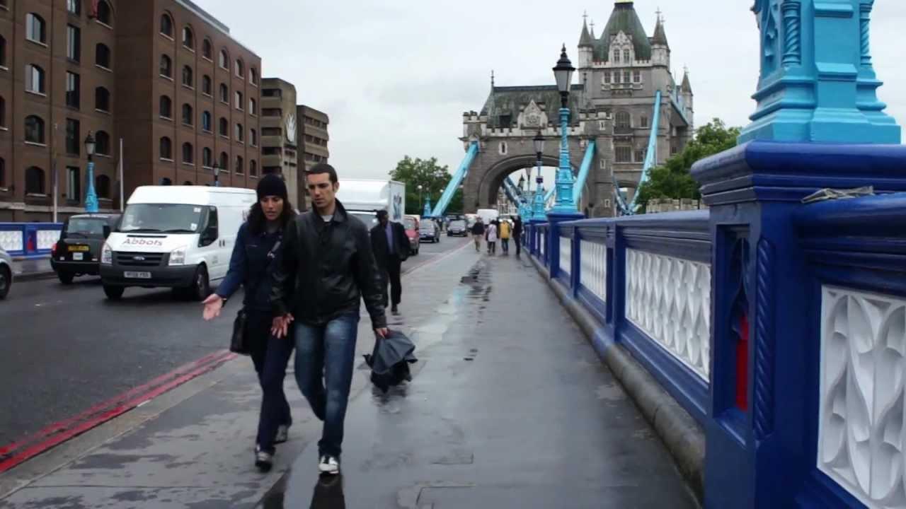 walking in London - YouTube