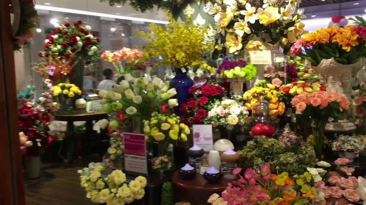 Flower Shop Best Flower Design Beautiful Flower In Market Youtube