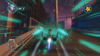 Sonic & All-Stars Racing Transformed (PC): World Tour - Graffiti Groove - Expert - Gum