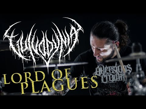 Lord Of Plagues - Vulvodynia [Drum Cover By Thomas Crémier]