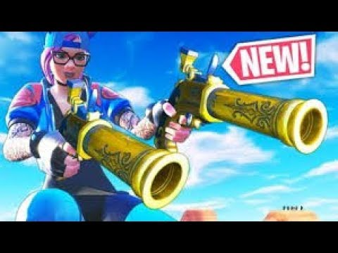 *FORTNITE* FlINT KNOCK PISTOL INSANE PLAYS (Why you should pick it up!)