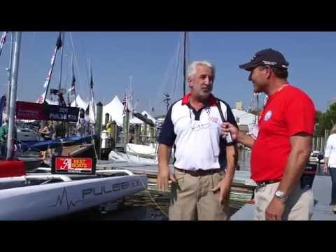 The Corsair Pulse - SAIL Magazine Best Boat Nominee