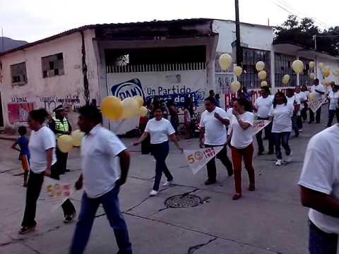"""50 Aniv. E.S.T. No. 4 """"José María Morelos y Pavón"""" Huamuxtitlan"""