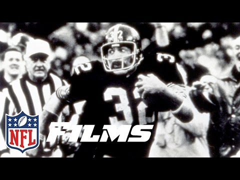 #10 The Immaculate Reception | Top 10 Greatest Catches of All Time | NFL Films